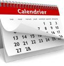 Le planning pour les rencontres de Novembre 2016 est disponible !