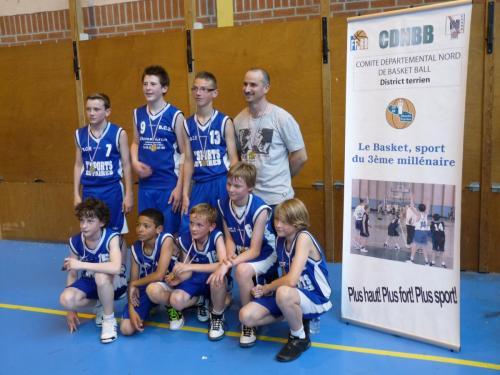 2012 Finale District Benjamin
